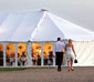 Wedding Marquee Hire at Stansted House provided by Southern Marquees